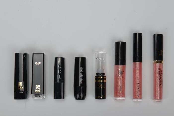 Packaging decoration - lipstick/lipgloss