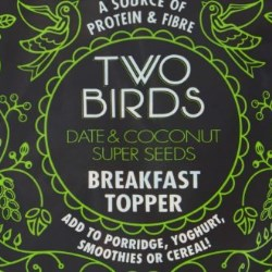 Parkside creates compostable pack for Two Birds