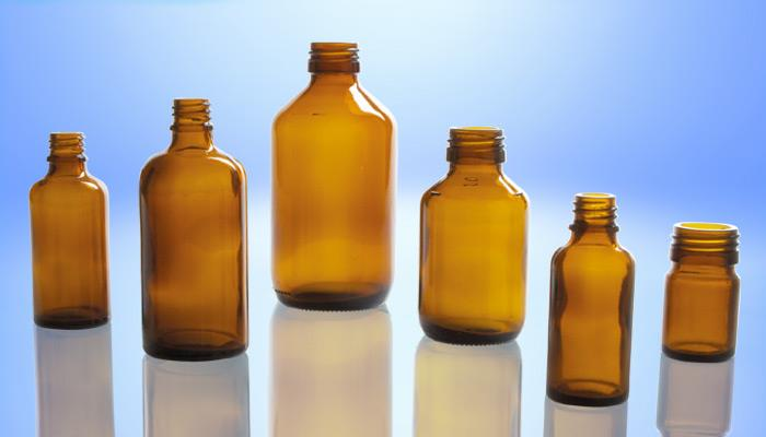Moulded Glass Bottles