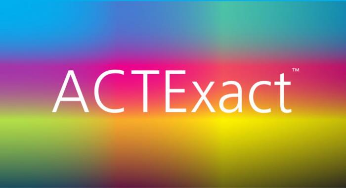 Focus on: ACTExact - G7 compliant low viscosity UV inks for the label industry