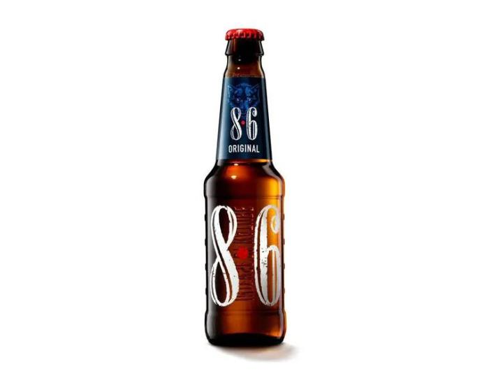 Strong Character Inside & Out: 8.6 by Royal Swinkels Family Brewers