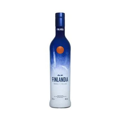 New shrink sleeve outfit for Finlandia Vodka