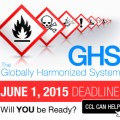 Will Your Products be Ready for GHS?