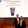 CTL-TH Packaging gana el premio Inkspiration Award Iberia por su trabajo con la marca Perfectly Posh