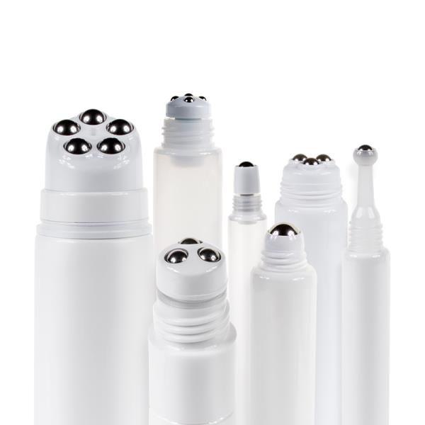 UDNs Roller Ball Tube helps to stimulate and massage the skin