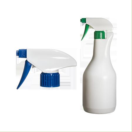 Consumer Trigger Sprayers
