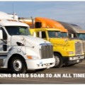 U.S. Trucking Prices Are About to Rise Even More