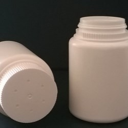 Bottle pressure for powder, 95 ml