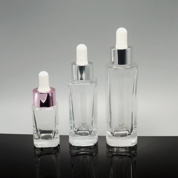 Flint Glass Bottles