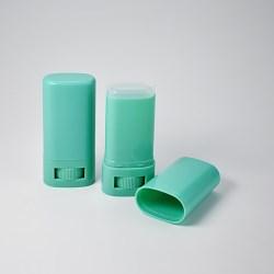 Recyclable Plastic Oval Deodorant Stick