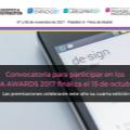 El 15 de octubre cierra el plazo para presentar candidaturas para la 4ª edición de los IPA AWARDS.