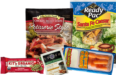 Flexible Packaging for Food