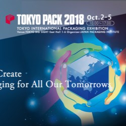"""Japan is open for business """"Lets create packaging for all our tomorrows"""""""