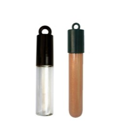 Wearable cosmetic bottles