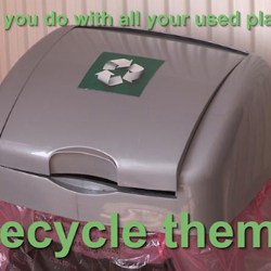 RPC to host twitter Q&A during Recycle Week