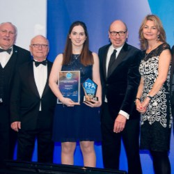 RPC Groups Katherine fleet wins FPA Rising Star Award