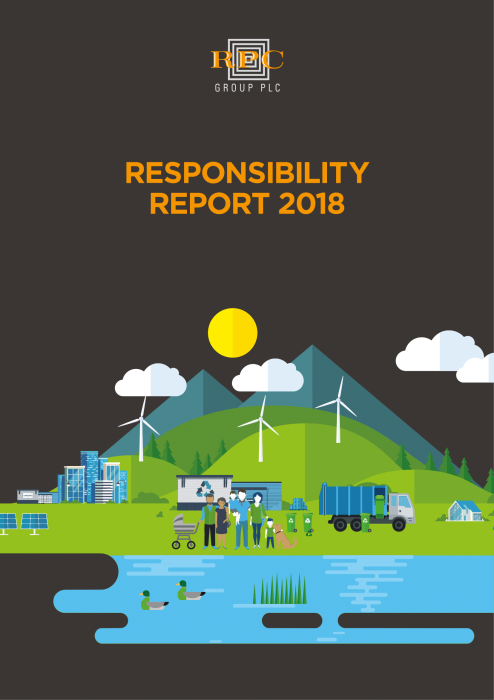 RPCS Responsibility Report encapsulates business approach