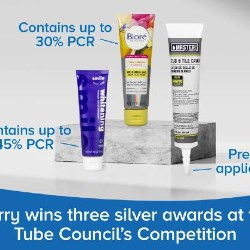 Berry Global Wins Three Silver Awards in Tube Council of North America Tube of the Year Competition