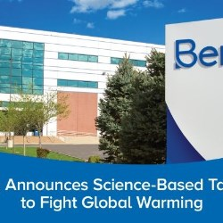 Berry Global Announces Science-Based Targets to Cut Operational and Supply Chain Emissions