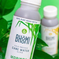 Berry Global Teams Up with Bhoomi to Launch 100% Sugarcane-Based HDPE Bottle
