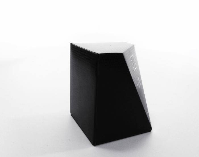 Caidi Packagings Diamond Shaped Paper Box