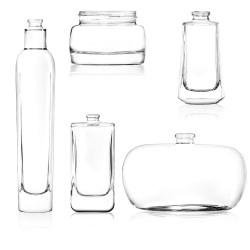 Fragrance Bottles & Glass Jars