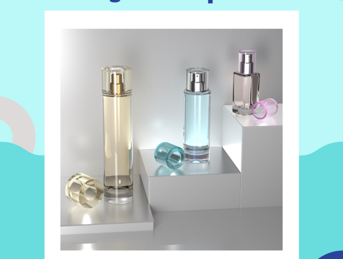 Fragrance packaging - PCR & sustainable packaging