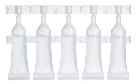 strip - 5 units of 5 ml