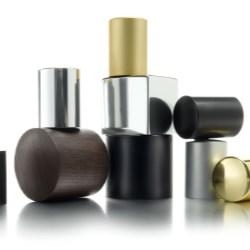 Small round caps