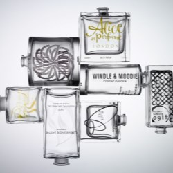 PochPac delivers unique message in a bottle through its luxury glass