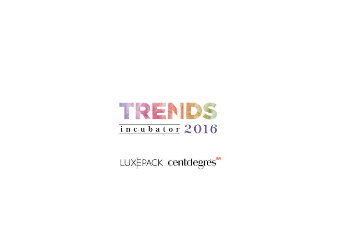 At this years show, LUXE PACK Shanghai cooperate with Centdegres and debut Trends Incubator.