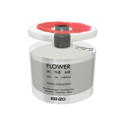 DuPont: Kenzo Flower in the air