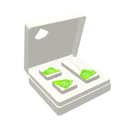 Innovative SkinCare2 box design with eco-conception