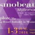 Cosmobeauté Myanmar 2016