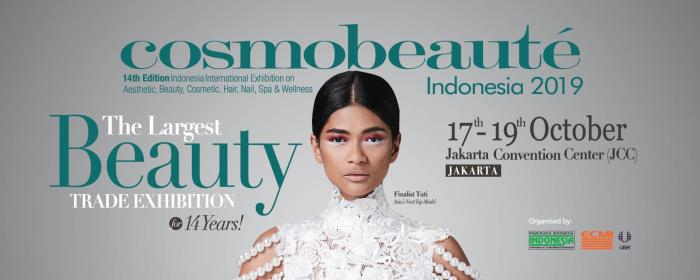 Cosmobeauté Indonesia 2019