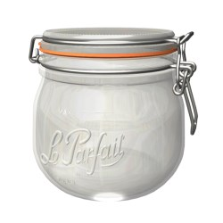 Le Parfait glass food jar