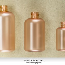 SR Packaging releases its new SH-F line of standard bottles