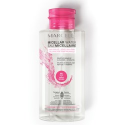 PET bottles for Marcelles Micellar water