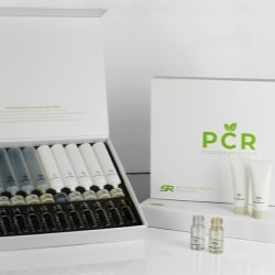 Compare PCR Packaging options with SR Packagings Sample Box for review and evaluation purposes