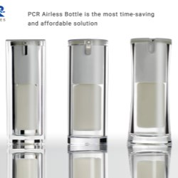 PCR Airless Bottle is the most time-saving and affordable solution