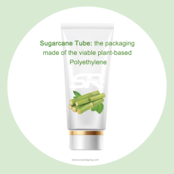 Sugarcane Tube: the packaging made of the viable plant-based Polyethylene