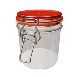 Plastic Kilner Jar