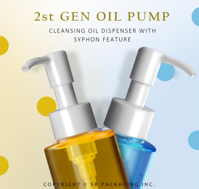 1cc Dispensing Pump for Cleansing Oil