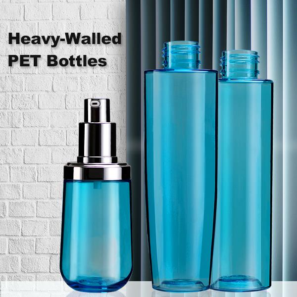 Heavy-Walled PET Bottles