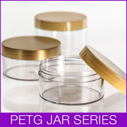 PETG Jar Series