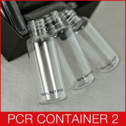 PCR Container: Bottles Cylindrical