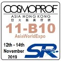 SRP presents PCR Airless Bottle & Tottle during the week of Cosmoprof Asia 2019