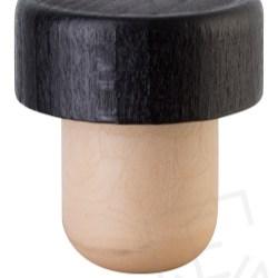 Tappo T-Wood 31x13-19,5 nero
