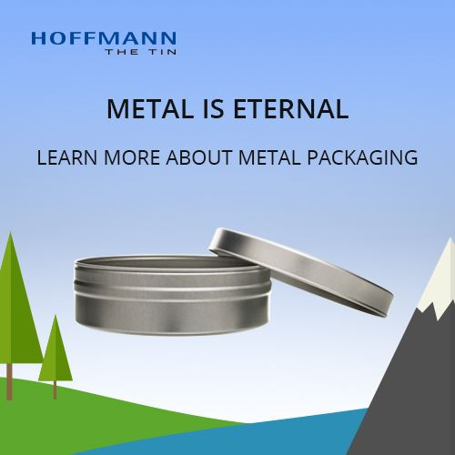 "Hoffmann Neopac launches the ""Metal is Eternal"" campaign online"