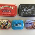 Success story of Amarelli liquorice packed in tins